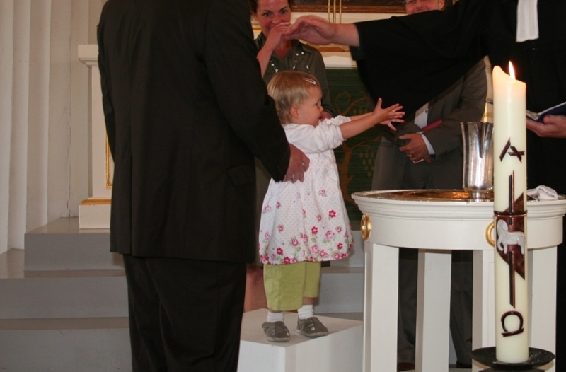 Taufe Evangelische Kirchengemeinde Arnsberg